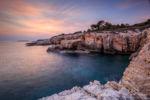 die Adria in Kroatien