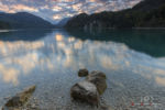 Abend am Alpsee