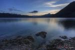 Abend am Walchensee